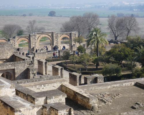 visita-guiada-medina-azahara-vista-general