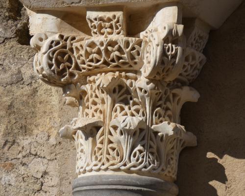 visita-guiada-medina-azahara-capitel-avispero